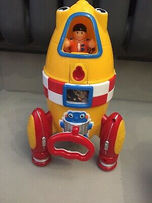 WOW TOYS RONNIE the Rocket Figure Toy 8 5