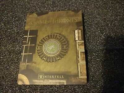 HBO Game of Thrones First Season 1  BluRay Winterfell Steelbook + Digital CopyHD