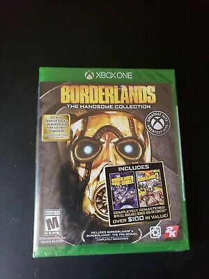 Borderlands: The Handsome Collection - Xbox One Brand New