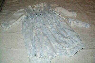 Baby girls clothes Pretty Originals outfit 9-12m - combined postage available