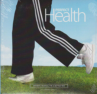 PERFECT HEALTH Subliminal CD with Holosync & Autofonix by Centerpointe Research