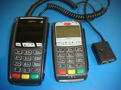 Ingenico IPP320 and ICT250 Credit Card Machine - USED