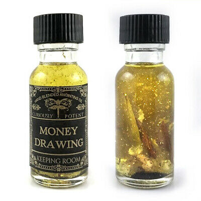 Money Drawing Oil Prosperity Wealth Attraction Witchcraft Supplies Buy2Get1
