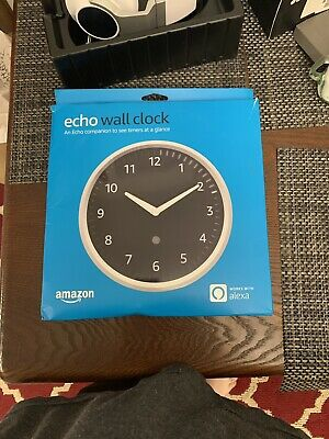 Echo Wall Clock - Open Box - Never Been Used