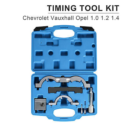Turbo Engine Timing Tool Kit for Opel Vauxhall Chevrolet 1.0 1.2 1.4 GM
