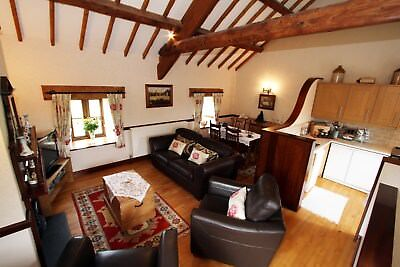 Holiday cottage Snowdonia North Wales August