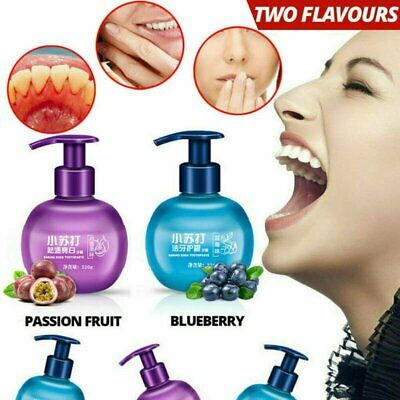Intensive Stain Removal Whitening Toothpaste Fight Bleeding Gums Toothpaste OD
