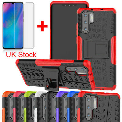 Hybrid Shockproof Hard Armour Case Heavy Duty Slim Cover For Huawei P30 Pro Lite