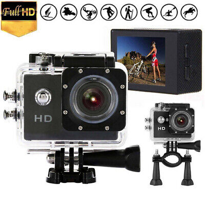 "2""Ultra 1080P SJ4000 HD Sport Action Waterproof Camera DV Camcorder For Gopro"