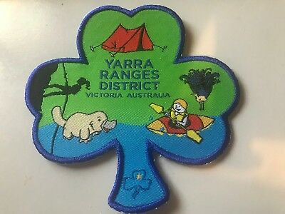 Girl Guides / Scouts Yarra Ranges District NEW
