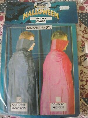 Halloween Adult Capes Job lot