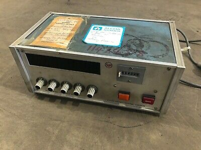 Associated Control System Astrol Series A600 Digital System Output Relay