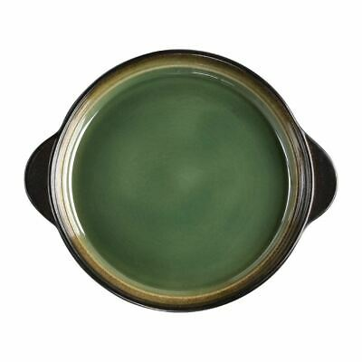 """X 6 Olympia Nomi Green Tapas Round Tray Serving Platter 8 3/4X7 1/2"""" 223X190Mm"""