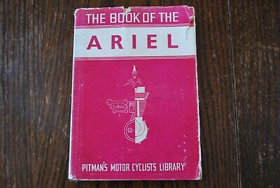 The book of the ARIEL Pitman's motor cyclists library