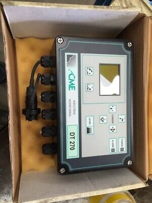 PCME DT 270 INDUSTRIAL DUST MONITORING With Power Supply Board