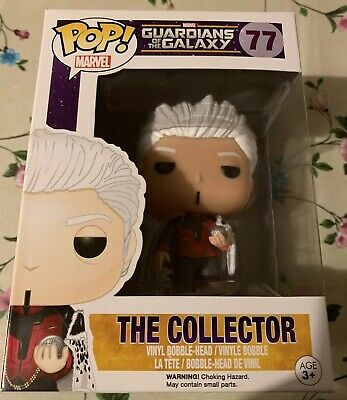 The Collector Funko Pop Vinyl Guardians Of The Galaxy 77