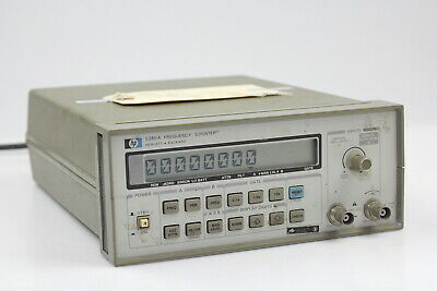 HP 5385A Frequency Counter 10HZ to 1GHZ used #16
