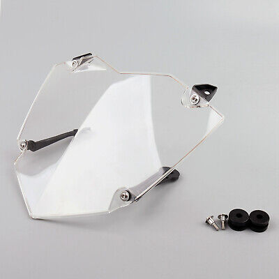 Front Phare Guard Cover Lens Protector Pour BMW R1200GS ADV WC 13-17 Clear AF