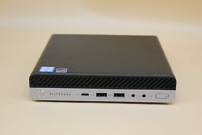 HP ELITEDESK 800 G3 Mini PC i5 / i7 8GB / 16GB DDR4 RAM
