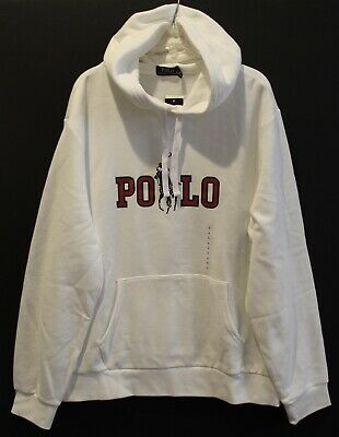 M L Polo Ralph S Sweatshirt Lauren Mens Pullover New Big Pony Hoodie eWdorCxB