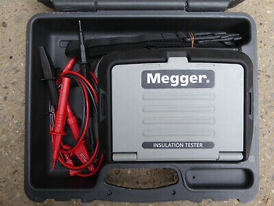 Megger MIT310A Insulation and continuity Tester