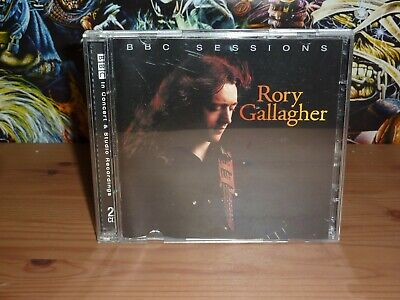 Rory Gallagher BBC Sessions 2CD (1999)