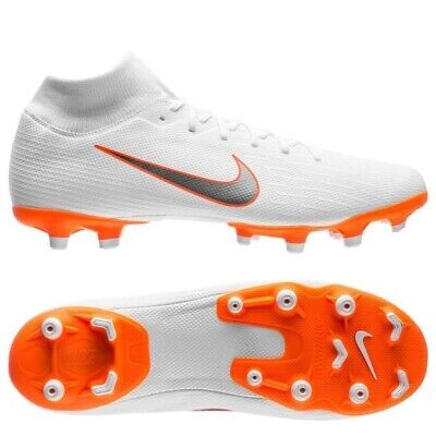 online store c4adc 1de80 NIKE MERCURIAL SUPERFLY 6 Academy FG Football Sock Boots Uk Size 8.5 43 New