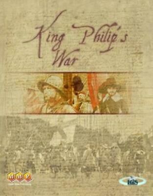 Multiman International Wargame King Philip's War Box SW