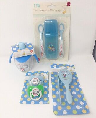Humphreys Corner / Mothercare 4 piece Feeding set. NEW