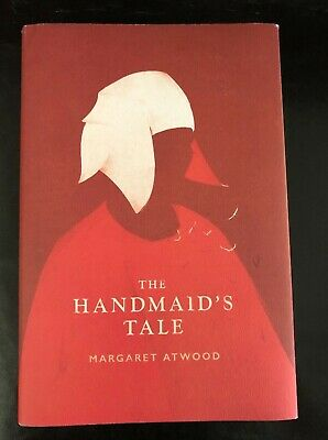 Handmaid's Tale Hardcover Margaret Atwood 2017 edition