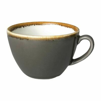 Olympia Kiln Cappuccino Cup Smoke 340Ml Innovative Design with New Features