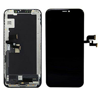Quality iPhone XS Replacement LCD Touch Digitizer Screen Display Assembly Black