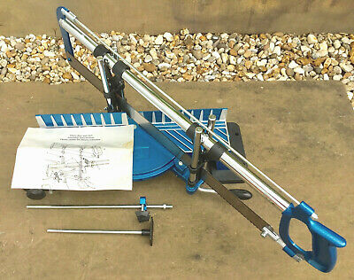 TUV GS Approved Precision Hand Mitre Saw - In VGC Never Used