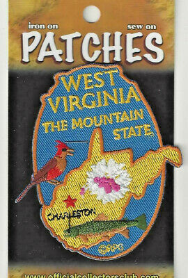 The State of West Virginia The Mountain State Charleston