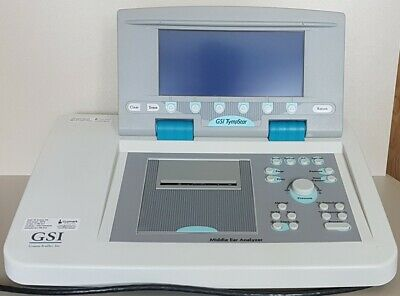 GSI Tymp Star Diagnostic Tympanometer TympStar