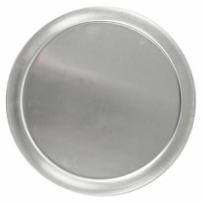 Vogue Tempered Pizza Pan with Wide Rim Made of Aluminium Easy to Clean - 8x355mm