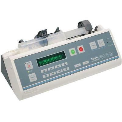 Graseby 3100 Automatic Syringe Driver Pump Infusion PUMP
