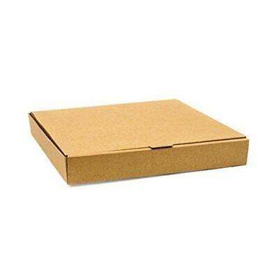 "Fiesta Compostable Plain Pizza Boxes 14"" Material - Cardboard Pack Quantity - 50"