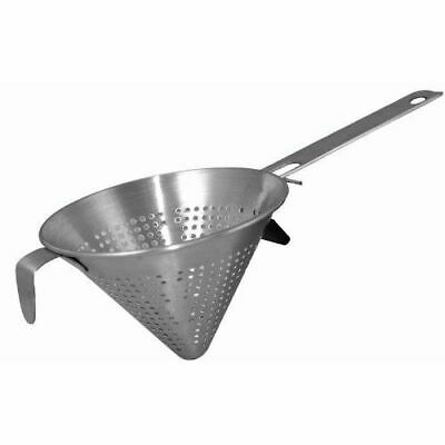 Vogue Conical Strainer 9In 230mm Stainless Steel Kitchen Colander Sieve Filter