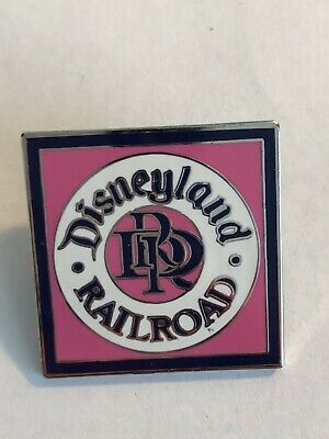 DLR - Sign Series - Disneyland Railroad Disney Pin (B2)