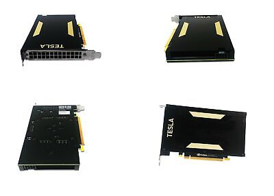 NVIDIA TESLA V100 GPU Accelerator Card 16GB PCI-e Machine