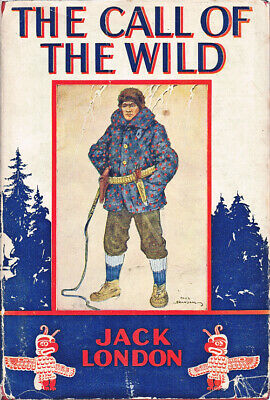 Jack London / The Call of the Wild Books into Film Thrushwood Edition