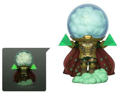 Spider-Man: Far From Home - Mysterio Glow Pop! Vinyl - FunKo Free Shipping!