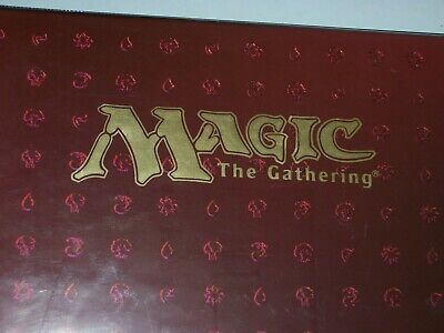 ULTRA PRO MAGIC the Gathering MTG Mana Symbols on Black Card Sleeves