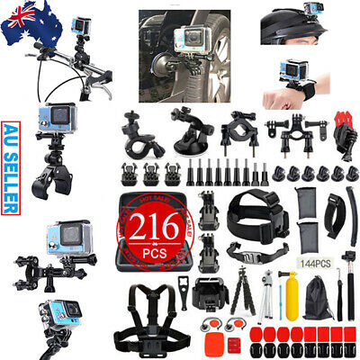 Camera Accessories Gopro Case Bag Chest Head Cable/Reader Gopro Hero 7 6 5 4
