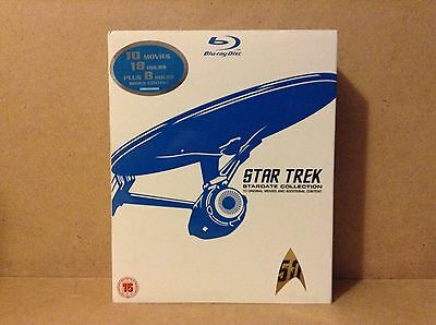 Star Trek Stardate Collection 1-10 - Remastered Box Set (Blu-ray) *BRAND NEW*