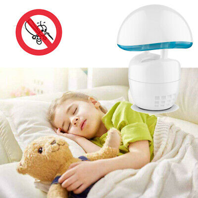 UV Electric Insect Fly Killer Mosquito Bug Trap Zap Zapper Flying Pest Catcher