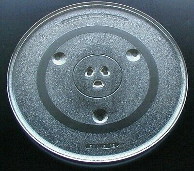 Panasonic Microwave Glass Turntable Plate / Tray 12 3/8 Inches