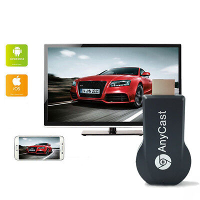WI-FI AnyCast M2 Receiver Airplay Full HD 1080P Chromecast Miracast HDMI Dongle