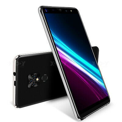 """Unlocked S7 Android 8GB 5.0"""" Cheap Mobile Phone Smartphone Quad Core Dual SIM"""